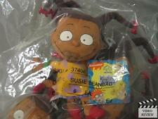 Susie - Rugrats beanbag doll, 5 inches long; Applause, One doll from sealed bag.