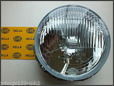 VW MK1 Golf & Cabriolet - HELLA H4 Headlight For LHD Cars - 1 Pc - BRAND NEW!!