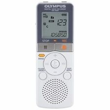 New Olympus VN-7800 Digital POrtable Voice Recorder 4GB - White