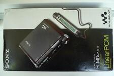 NEW SONY MZ-RH1 HiMD Walkman Minidisc Player / Recorder