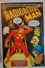 Radioactive Man Comic #679 (1994) Bongo The Simpsons 1988 Death Infinity Issue