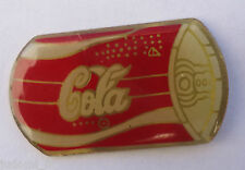 Pin's pin COLA CANETTE METAL  (ref L31)
