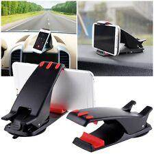 For Mobile Smart Cell Phone GPS Car Auto CD Slot Mount Cradle Holder Stand