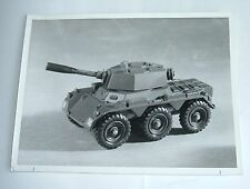 Very Rare Corgi Publicity Photo, Saladin Armoured Car, - Superb Mint