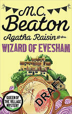 Agatha Raisin and the Wizard of Evesham by M. C. Beaton (Paperback) New Book