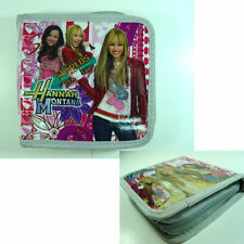 LATEST Hannah Montana CD VCD DVD PSP UMD Storage Case Holder hold 32 pcs