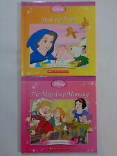 2 Book Offer The Disney Princess Collection. Just In Time & The Mixed Up Morning