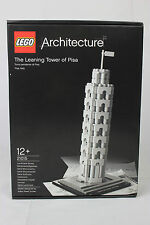 LEGO ARCHITECTURE LEANING TOWER OF PISA 21015 New Sealed
