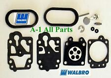 GENUINE K20 WYA *OEM*  WALBRO Carburetor Carb Kit Rebuild K21 ------ MADE IN USA