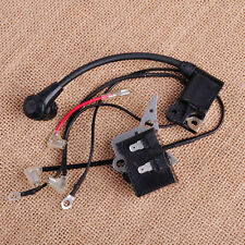 5x Black Ignition Coil Model Replacement Fit For ZENOAH G621 6200 62cc Chainsaw