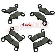 Front Rear Brake Pads For Polaris Razor RZR 800, RZR 800 S & RZR 570