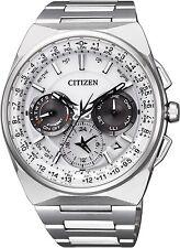 Citizen Eco-Drive CC9000-51A GPS F900 Satellite Wave Titanium watch. CC9010-74A