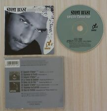CD ALBUM GANGSTER D'AMOUR TOUR COLLECTION STOMY BUGSY 8 TITRES