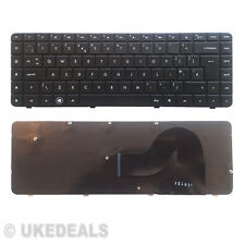 New Genuine Keyboard For COMPAQ CQ62 HP G62 Black UK