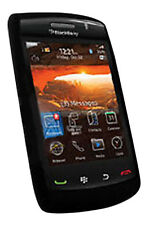 NEW GENUINE BLACK BLACKBERRY 9520 STORM 2 SKIN CASE UK