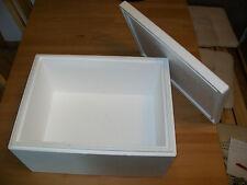 STYROPORBOX KÜHLBOX - THERMOBOX WARMHALTE BOX..,..!!--,,