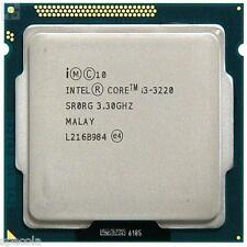 Intel Core i3 3220 - 3.3 GHz s1155 SR0RG UNBOXED CPU ONLY WARRANTY FAST DELIVERY