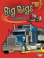 Lightning Bolt Books Vroom-Vroom: Big Rigs on the Move by Candice Ransom...
