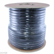 200ft Reel Roll Spool 4conductor PRO AUDIO PA BULK speaker cable wire 14ga gauge