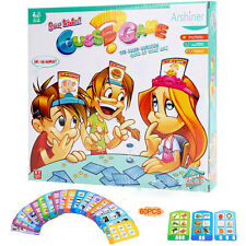 Traditional 2 - 4 Players Headbands What Am I Card Board Game for Kids Children