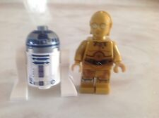 Lego Star Wars 75136 R2-D2 & C-3PO Minifigures only