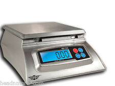 Küchenwaage digital kitchen scale My Weigh KD7000 silber silver 7kg x 1g Küche