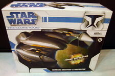 Hasbro Star Wars General Grievous Starfighter Vehicle Clone Wars Brand New 2008