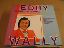 2-LP / EDDY WALLY - 28 GOUDEN SUCCESSEN