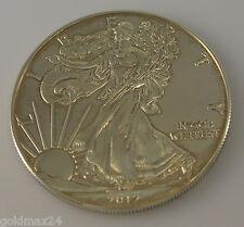 Estados unidos 1 dólares-American Eagle moneda de plata 2012 1oz. 1 onza 999/1000 Fine Silver