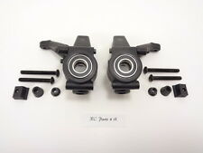 NEW ROVAN COMPLETE FACTORY FRONT HUBS CARRIERS KNUCKLES SET HPI BAJA KING MOTOR