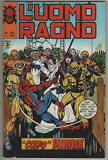 L' UOMO RAGNO corno # 205 IL COLPO DI MIRAGE devil iron man thing sub mariner
