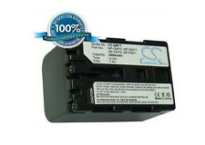 7.4V battery for Sony DCR-TRV25, DCR-PC100, DCR-TRV30, DCR-TRV33, NP-QM70, NP-FM