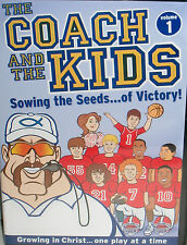 Coach Tyranny: Sowing the Seeds of Victory,NEW DVD Growing Christ Religion