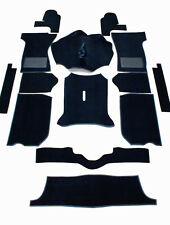 Triumph Spitfire High Quality Black Carpet Set