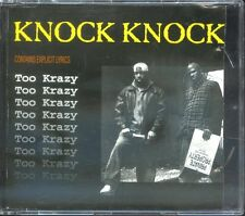 CD Too Krazy - Knock Knock