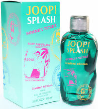 JOOP SPLASH SUMMER TICKET cologne 3.8 oz 3.7 NEW IN BOX