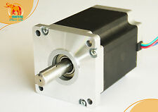【USA Ship & Free】Nema 42 Stepper Motor 3256oz-in,6A CNC Engraver,110BYGH150-001