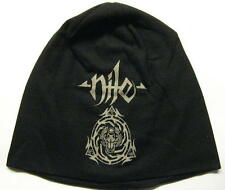 "NILE JERSEY BEANIE # 1 / MÜTZE / CAP ""WHAT SHOULD NOT BE UNEARTHED"""