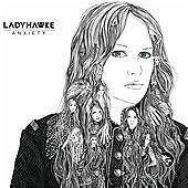 Ladyhawke - Anxiety (CD, 2012)