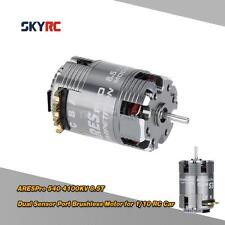 SkyRC ARESPro 540 4100KV 8.5T Dual Sensor Port Brushless Motor for 1/10 Car E6JT
