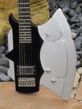 """1980 Kramer Gene Simmons """"Prototype"""" Axe Guitar"""