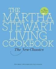 HARDCOVER: The MARTHA STEWART LIVING COOKBOOK :The New Classics, 2007, Excellent