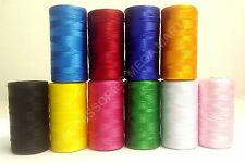 10 Rayon Silk Art Embriodery Viscose Thread - Premium Quality Best Bargain