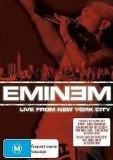 Eminem - Live From New York City * Music DVD * NEW