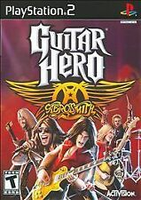 Guitar Hero: Aerosmith (PlayStation 2) PS2 - Game Only