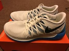 BNIB Women's Nike Free 5.0 UK 5 White Blue New Running Gym Run
