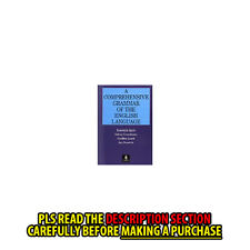 FAST SHIP: A Comprehensive Grammar Of The English Langua 1E by  Geoffrey