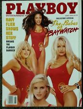 Vintage Playboy magazine June 1998 The Babes of Baywatch Collectors Special