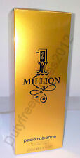 Paco Rabanne 1 Million Edt Spray 200ml 6.7oz Perfume 100% Authentic
