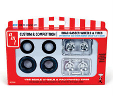 AMT Gasser Wheels and Tires Pack for 1/25 model kits new #5